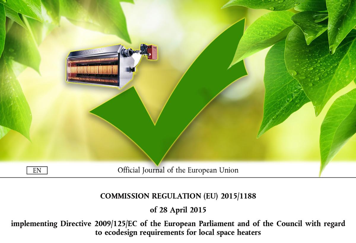 Ensure ErP Compliance